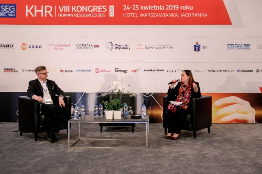 Relacja z VIII Kongresu HR SEG