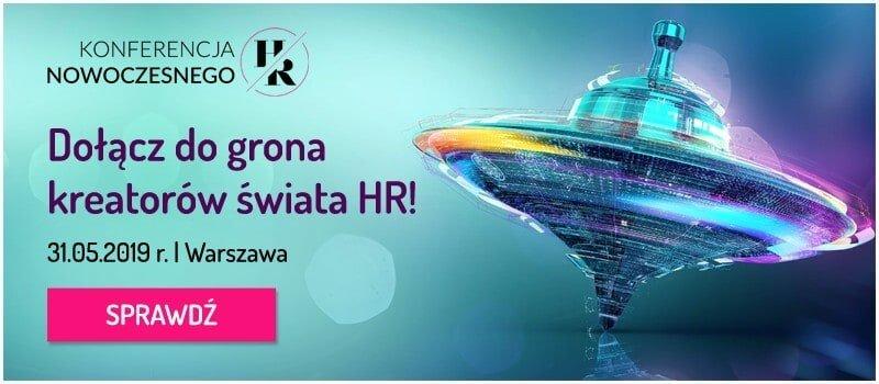 HR FUTURE | 31.05.2019 Konferencja Nowoczesnego HR