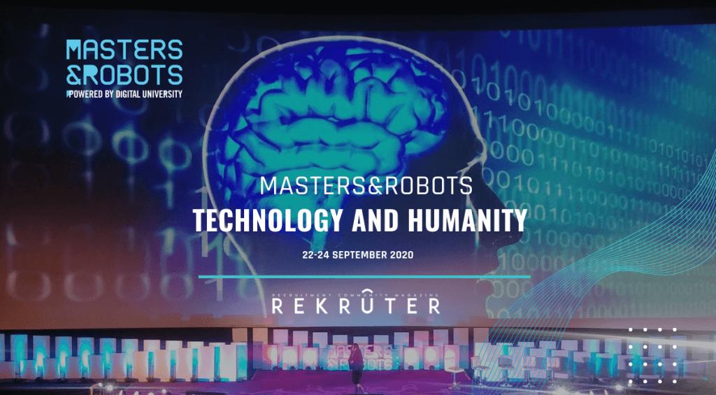 Masters&Robots - Technologia i ludzie – poznać, zrozumieć i wygrać dzięki synergii